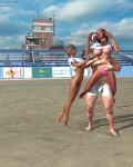 Randi Defends Haelies Pass But Angel Catches It