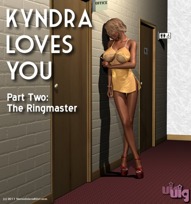 Kyndra Loves You - Part Two Cover