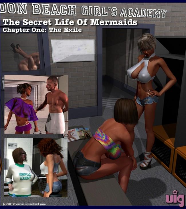 Cover: Secret Life Of Mermaids
