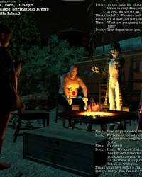 001: Tribal Leaders Decide Nina's Fate