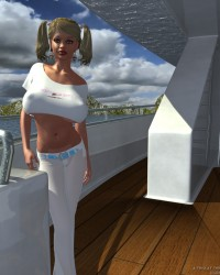 Wilona - On Deck #2