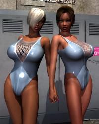 Angel and Iris #2
