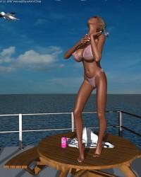 Kyndra Pose #4