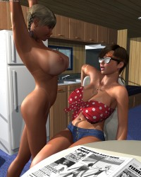 Bonus: Kyndra Teases Jozzy 3