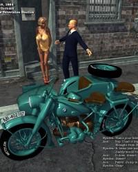 Aon's Bike