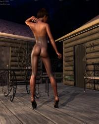 Vala Unveils The Rubber Bodysuit