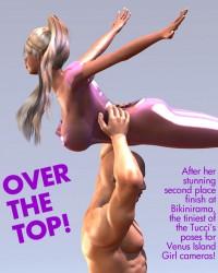 Over The Top: Wilona Tucci Comes Of Age