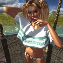 Gigi in Carniluft III