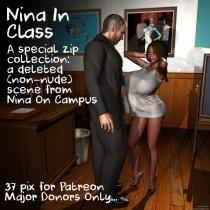 Nina In Class